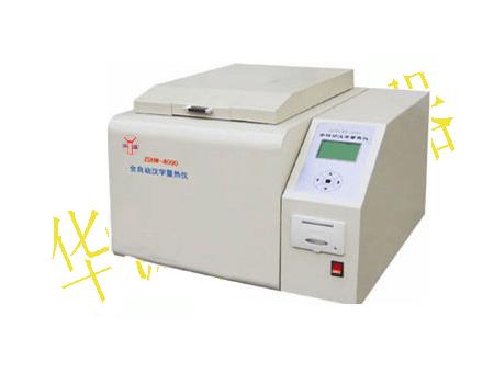 产品名称:HYZDHW-4000全自动汉字量热仪(卧式) 产品型号:HYZDHW-4000 产品规格: