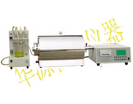 产品名称:HYHZDL-8汉字智能定硫仪 产品型号:HYHZDL-8 产品规格: